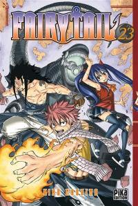 Fairy Tail. Volume 23,