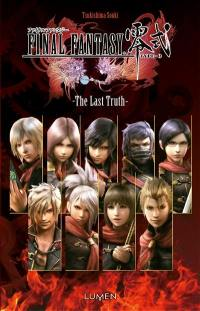 Final fantasy type-0 : the last truth