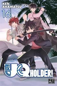 UQ Holder !. Volume 16, UQ Holder !