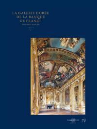 La galerie dorée de la Banque de France
