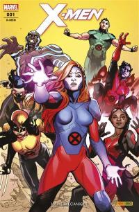 X-Men. n° 1, Haine mécanique