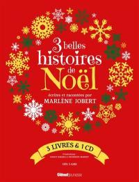 3 belles histoires de Noél