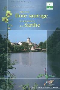 Atlas de la flore sauvage du département de la Sarthe