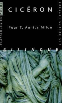 Pour T. Annius Milon