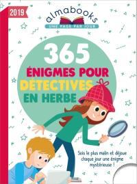 Enigmes pour petits détectives 2019