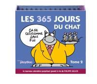 Les 365 jours du chat. Volume 2