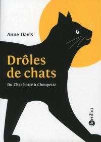 Drôles de chats : du Chat botté à Choupette