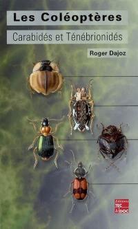 Les coléoptères carabidés et ténébrionidés : écologie et biologie