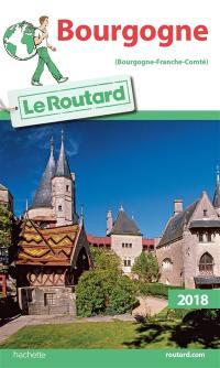Bourgogne : Bourgogne-Franche-Comté : 2018