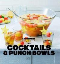 Cocktails & punch bowls