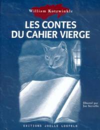 Les contes du cahier vierge