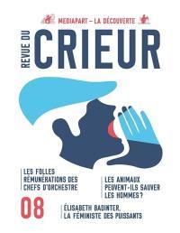 Revue du crieur. n° 8