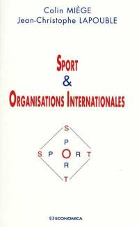 Sport et organisations internationales