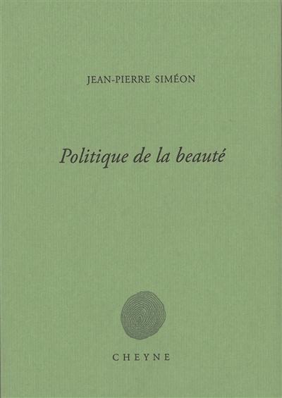 Politique de la beauté