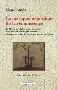 La musique linguistique de la réminiscence