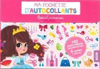 Ma pochette d'autocollants : spécial princesses