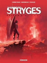 Le chant des stryges. Volume 18, Mythes