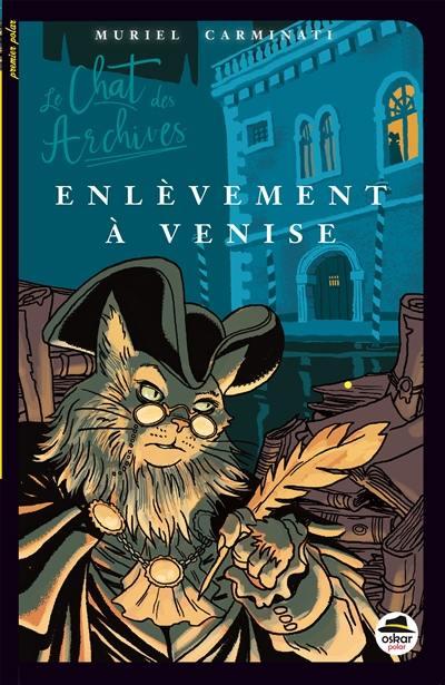 Le chat des archives, Enlèvement à Venise