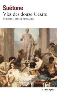 La vie des douze Césars