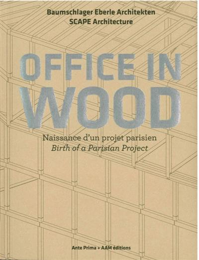 Office in wood