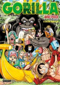 One piece : color walk. Volume 6, Gorilla