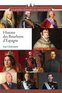 Histoire des Bourbons d'Espagne