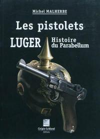 Les pistolets Luger : histoire du Parabellum