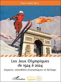 Les jeux Olympiques de 1924 à 2024