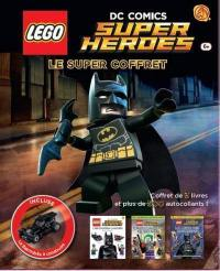 Lego DC comics super heroes : le super coffret