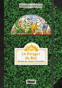 Le Potager du roi : dessins de saison à Versailles