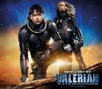 Tout l'art du film Valérian et la cité des Mille planètes