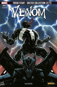 Venom. n° 1, Sacrifiés