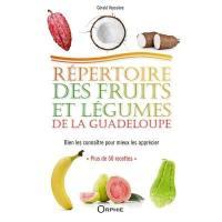 Répertoire des fruits et légumes de la Guadeloupe