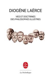 Vies et doctrines des philosophes illustres
