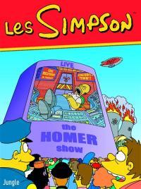 Les Simpson. Volume 38, Le Homer show