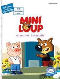 Mini-Loup, Au secours ! La varicelle !