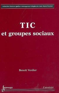 TIC et groupes sociaux