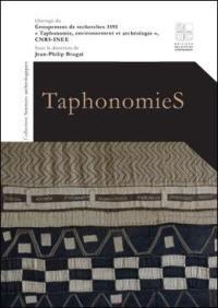 TaphonomieS