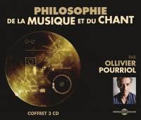 Philosophie de la musique et du chant