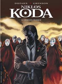 Niklos Koda. Volume 15, Le dernier masque
