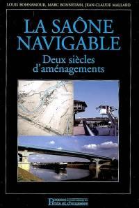 La Saône navigable