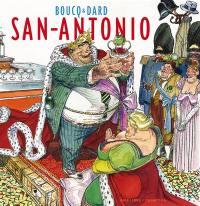 Artbook Boucq, San Antonio