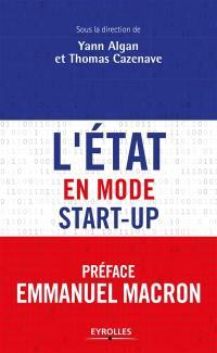 L'Etat en mode start-up : le nouvel âge de l'action publique