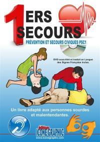 1ers secours : prévention et secours civiques PSC1