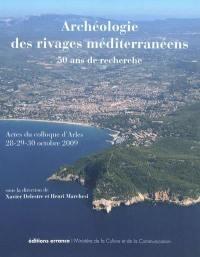 Archéologie des rivages méditerranéens