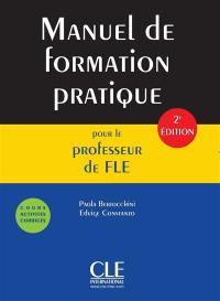Manuel de formation pratique pour le professeur de FLE