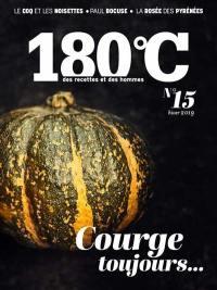 180 °C : des recettes et des hommes. n° 15, Courge toujours...