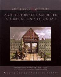 Architectures de l'âge du fer en Europe occidentale et centrale