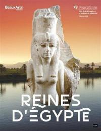Reines d'Egypte : au musée Pointe-à-Callière : exposition, Montréal, Pointe-à-Callière Cité d'archéologie et d'histoire, du 10 avril au 4 novembre 2018