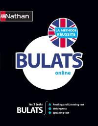 Bulats online : la méthode réussite : les 3 tests Bulats